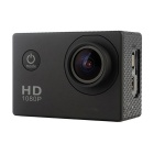 SJ502SHD Waterproof Sports Mini DV Camera With WIFI / 1080P Video - Black