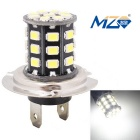 MZ H7 6.6W LED Car Front Fog Lamp White Light 330lm SMD 2835 w/ Constant Current (12~24V)