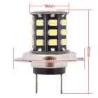 MZ H7 6.6W LED Car Front Fog Lamp White Light w/ Constant Current