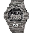 Genuine Casio G-Shock GDX-6900TC-8 Men's Digital Watch - Camouflage Grey