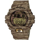 Genuine Casio G-Shock GDX-6900TC-5 Mens Digital Watch - Camouflage Green