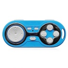 Bluetooth Game Controller Self-timer for ipone/android-Blue