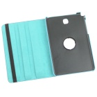 ENKAY Protective PU Case for Samsung Galaxy Tab A T350 - Light Blue