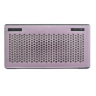 Stylish Portable Travel Carry PU Hard Case Bag for Bluetooth Speaker BOSE SoundLink III - Grey