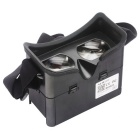 "NEJE HD Virtual Reality 3D Glasses for 4~5.5"" Phone - Black"