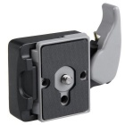 RC2 Rapid Connecting Adapter w/ 200PL-14 Quick Release Plate - Black