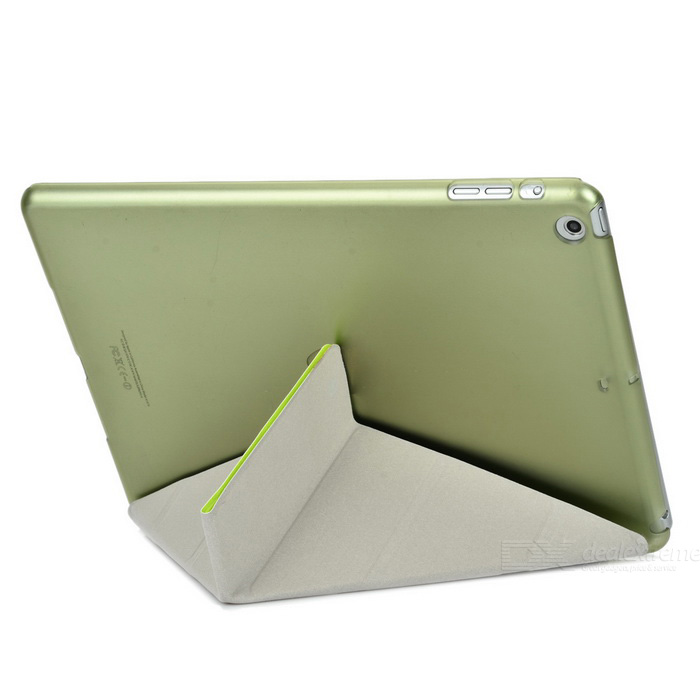 Housse de protection en tpu avec support pour ipad air for Housse protection ipad