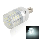 WaLangTing E12 4W dimmbare LED Corn Lampe Cool White 6500K 240lm SMD 5730 - White (AC 220 ~ 240V)