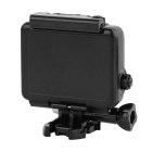 GP338 Waterproof Camera Case for GoPro Hero 3, 3+, 4 - Black