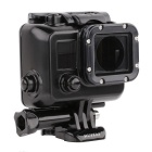 RUITAI GP339 Side Opening Protective Case for GoPro Hero3/3+/4 - Black