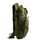 Ourdoor Dual-Shoulder Backpack for Cycling, Travelling - Army Green