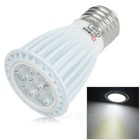 LeXing Lighting E27 7W 500lm 7-SMD 2835 Cool White Bulb (85~265V)