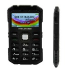 "MELROSE S2 1.7""  LCD GSM Bar Phone w/ Bluetooth, MP3, FM, 0.3MP Camera - Black"