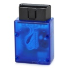 CAFU Bluetooth OBDII Car Code Reader Scanner Tool Charger - Blue