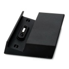 Mini Smile Magnetic Charging Dock w/ 4 Stands for Sony Z3 Mini - Black