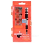 JAKEMY JM-8142 Aviation Aluminum Precise Screwdriver All-in-one Set