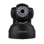 Wanscam 1.0MP 720P Home Security IP Camera w/ 10-IR-LED, Wi-Fi, IR-CUT, TF (EU Plug)