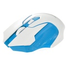 Motospeed G409 2.4GHz Wireless Gaming Mouse - White + Blue