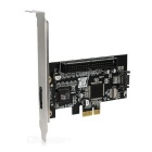IDE RAID to PCI-E PCI Express Converter Adapter - Black + Silver