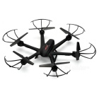 MJXR/C X600 4-CH Six-Axis Gyroscope Remote Control Aircraft - Black