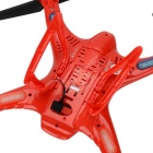 MJXR/C X400-V2 Headless 4-CH 4-Axis Gyroscope R/C Quadcopter - Red