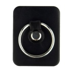 Angibabe 360 Degree Rotation Ring Phone Stand Holder for IPHONE / Android Phones - Black