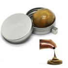 Special Magic Magnetic Bouncing Toy Putty w/ Cube Magnet - Golden + Silver (2 PCS)