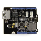 Seeedstudio W5500 Ethernet Shield - Black + Blue