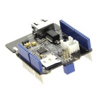 Seeedstudio W5500 Ethernet Shield - noir + bleu