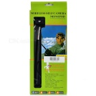 Retractable Bluetooth Selfie Monopod for GoPro / Phone - Black