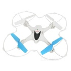 MJXR/C X300C 2.4GHz 4-CH 6-assige Gyro R/C Quadcopter w / 0.3MP Camera FPV & Lamp - White (3 x AA)