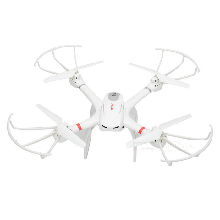 MJXR/C X101C 2.4GHz 4-CH 6-Axis Gyro Radio Control Quadcopter - WhiteR/C Airplanes&amp;Quadcopters<br>Form  ColorWhiteModelX101MaterialAviation ABS + electronic componentsQuantity1 DX.PCM.Model.AttributeModel.UnitShade Of ColorWhiteGyroscopeYesChannels Quanlity4 DX.PCM.Model.AttributeModel.UnitFunctionUp,Down,Left,Right,Forward,Backward,Hovering,Sideward flightRemote TypeRadio ControlRemote control frequency2.4GHzRemote Control Range100 DX.PCM.Model.AttributeModel.UnitSuitable Age 8-11 years,12-15 years,Grown upsCameraNoLamp YesBattery TypeLi-ion batteryBattery Capacity1200 DX.PCM.Model.AttributeModel.UnitCharging Time1.5 DX.PCM.Model.AttributeModel.UnitWorking Time10 DX.PCM.Model.AttributeModel.UnitRemote Controller Battery TypeAARemote Controller Battery Number3 (not included)Remote Control TypeWirelessModelMode 1 (Right Throttle Hand),Mode 2 (Left Throttle Hand)Packing List1 x Quadcopter1 x Remote controller (display screen: 1.9)1 x US plug / 100~240V power adapter (145+/-2cm)1 x Battery 1 x Screwdriver4 x Blades4 x Protection covers8 x Screws2 x Landing gears1 x Chinese user manual<br>
