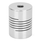 Aluminum Alloy Flexible Shaft Coupling / Coupler for DIY R/C Car - Silver (5 x 5mm)