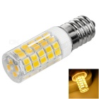 E14 7W LED Corn Lamp Warm White 3200K 500lm 64-SMD 2835 (AC 220~240V)