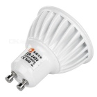 Lexington iluminación dimmable GU10 4W lámpara blanca caliente de 250lm (220 ~ 240V)