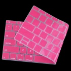 "ENKAY Translucent Silicone Keyboard Film for MacBooK 12"" - Pink"