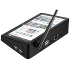 "Pipo X8 7"" windows 10 + android 4,4 mini PC w / 32GB ROM - svart (eu)"