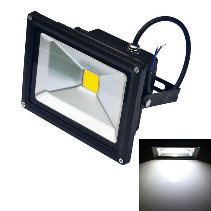 JIAWEN Waterproof 20W 6500K 1700lm Whitre Floodlight (DC 12V)