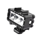 PANNOVO Professional Camera Video Night Fill Light for GoPro Hero 3/3+/4/SJ4000