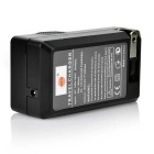 DSTE DC112 Battery Charger for Pentax Camera - Black (US Plugss)