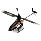 MJXR/C F47 4-CH 2.4GHz UAV R/C Radio Control Helicopter - Orange + Black