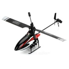 MJXR/C F47 4-CH 2.4GHz UAV R/C Radio Control Helicopter - Red + Black