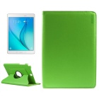 ENKAY 360 Degree Rotation Protective Case w/ Stand for Samsung Galaxy Tab A 9.7 T550 - Green