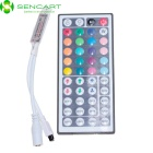 2m Waterproof 30W LED Light Strip RGB 120-SMD w/ Remote / EU Adapter