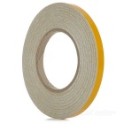 DIY Car Warning Reflective Decorative Strip Tape Decal Sticker - Yellow (45m)