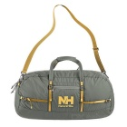 NatureHike Folding Water-Resistant Outdoor Travel Handbag / Shoulder Messenger Bag - Grey