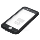 Outdoor Camping Swimming Waterproof Case for IPHONE 6 - Black