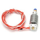 3D Printer J-head Extruder (0.4mm Nozzle / 1.75mm Filament)