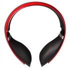 Mrice M1 Wireless Bluetooth Handsfree Stereo Hi-Fi Headband Headphone for Phone / IPAD - Red + Black