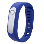 DIGICare Sports intelligente Bluetooth V4.0 Armband w / Pedometer, Sleep-Monitor, Wecker - Blau